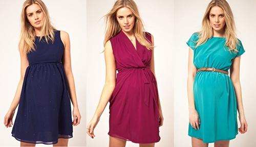Как выбрать платье будущей маме