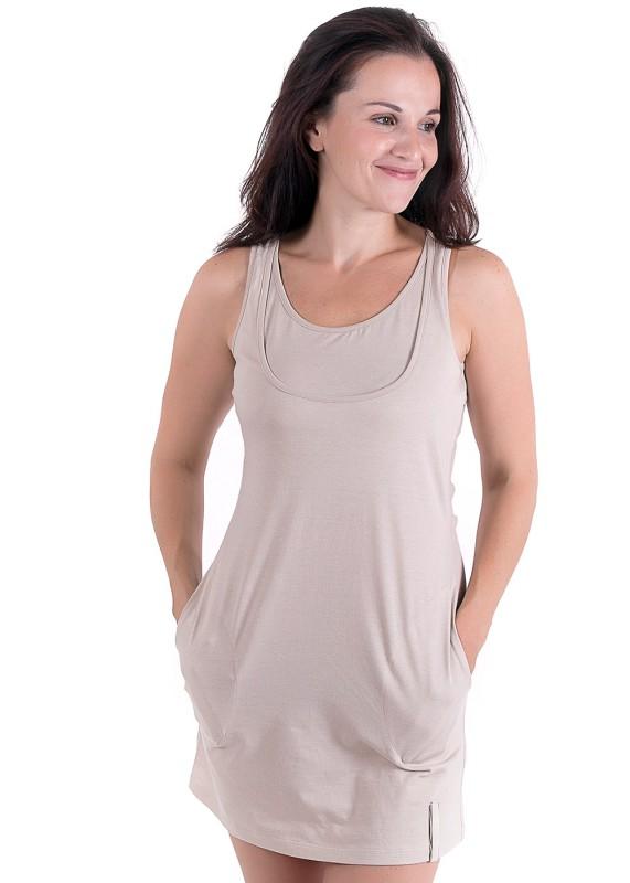 Красивая туника для беременных